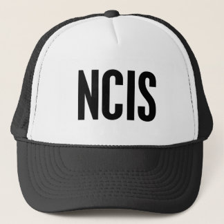 NCIS TRUCKER HAT