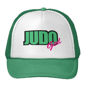"""NCR Judy Haze """"Judo Girl"""" Trucker Hat"""