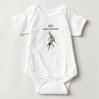 NCS_logo_final.ai Baby Bodysuit