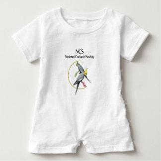 NCS_logo_final.ai Baby Romper