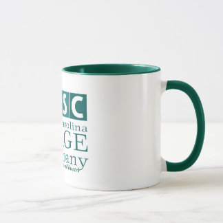 NCSC Logo Asheville's Professional Theatre Mug