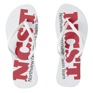 NCST Show Flip Flops