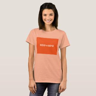 NDP Womens' T Shirt