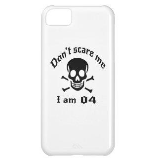Ne m'effrayez pas que j'ai 04 ans coque iPhone 5C