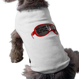 Ne peut pas se vanter si vous n'avez pas le butin manteaux pour chien