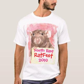 NE RatFest 2010 T-Shirt