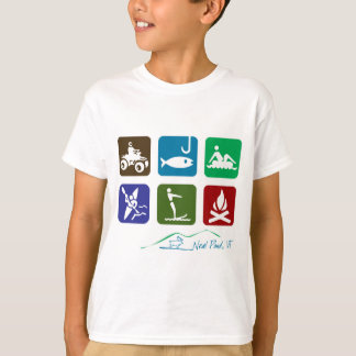 Neal Pond Recreation T-Shirt