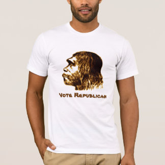 Neanderthal 'Vote Republican' Shirt