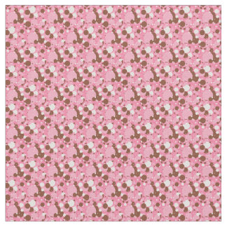 Neapolitan Dots-2-Dark Pink-FABRIC Fabric