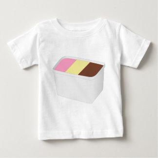 Neapolitan Ice Cream Baby T-Shirt