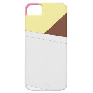 Neapolitan Ice Cream iPhone 5 Cases