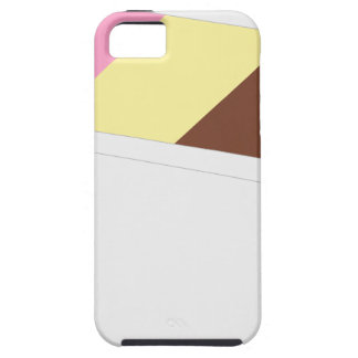 Neapolitan Ice Cream iPhone 5 Cover