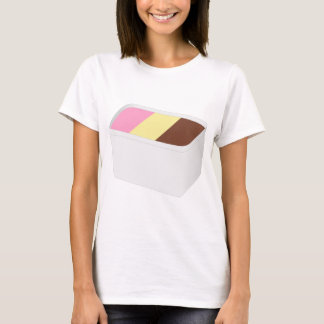 Neapolitan Ice Cream T-Shirt