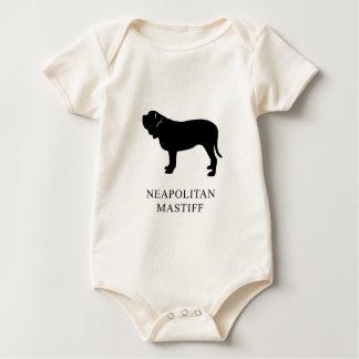 Neapolitan Mastiff Baby Bodysuit