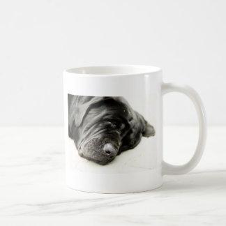 Neapolitan Mastiff Classic White Coffee Mug