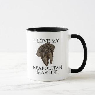 NEAPOLITAN MASTIFF Love! Mug