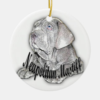Neapolitan Mastiff ornament