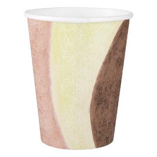 Neapolitan Stripe Paper Cup