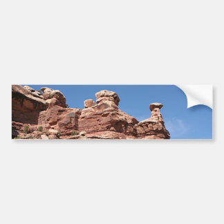 Near Dead Horse Point State Park, Utah, USA 2 Bumper Sticker