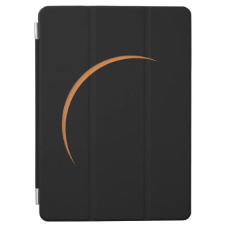 Near Maximum Partial Solar Eclipse iPad Air Cover