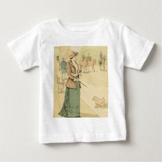 Near the Arc de Triomphe 1890 Baby T-Shirt