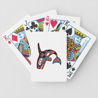 NEAR THE PERIMETER BICYCLE PLAYING CARDS