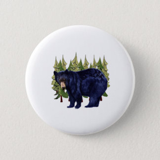 NEAR THE PINES 2 INCH ROUND BUTTON