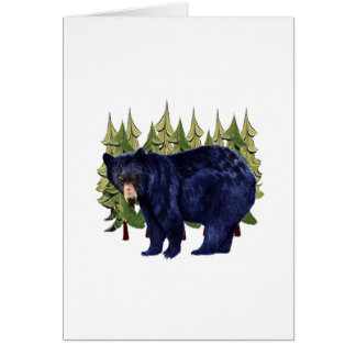 NEAR THE PINES CARD