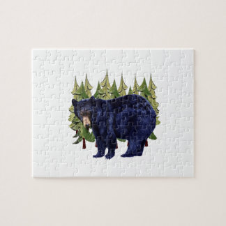 NEAR THE PINES JIGSAW PUZZLE