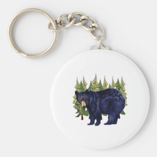 NEAR THE PINES KEYCHAIN