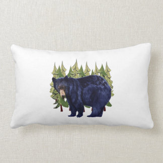 NEAR THE PINES LUMBAR PILLOW