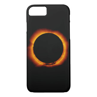 Near Total Solar Eclipse iPhone 8/7 Case