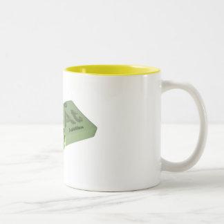 Neat as Ne Neon and At Astatine Mugs