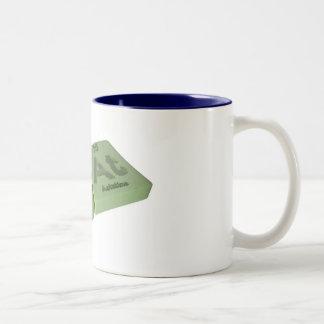 Neat as Ne Neon and At Astatine Coffee Mug