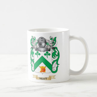 Neat Coat of Arms Family Crest Coffee Mug