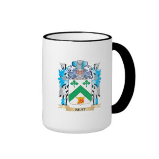 Neat Coat of Arms - Family Crest Coffee Mugs