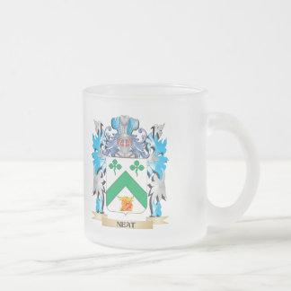 Neat Coat of Arms - Family Crest Mug