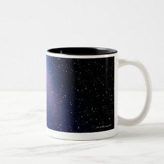 NEAT Comet Two-Tone Coffee Mug