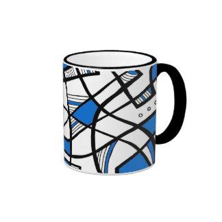Neat Faithful Knowing Masterful Ringer Mug