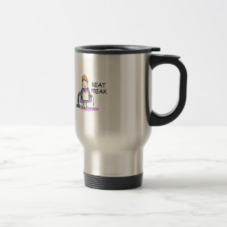 Neat Freak Coffee Mug