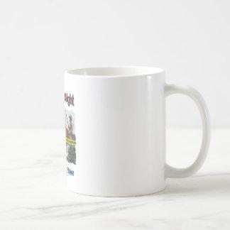 Neat Of Night Texurizerd Basic White Mug