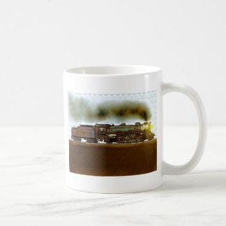 Neat Railroad Scenery Classic White Coffee Mug