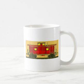 Neat Railroadiana Classic White Coffee Mug