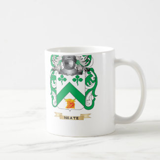 Neate Coat of Arms Family Crest Coffee Mug