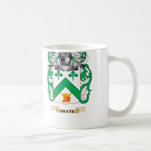 Neate Coat of Arms (Family Crest) Coffee Mug
