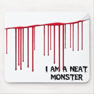 neatmonster mouse pad