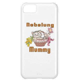 Nebelung Cat Mom iPhone 5C Cases