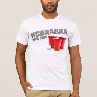 Nebraska Beer Pong T-Shirt