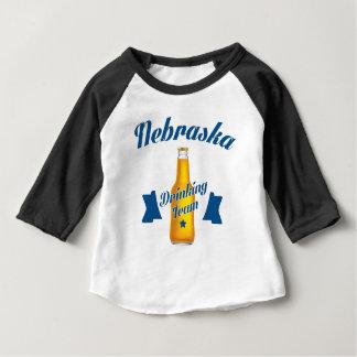 Nebraska Drinking team Baby T-Shirt