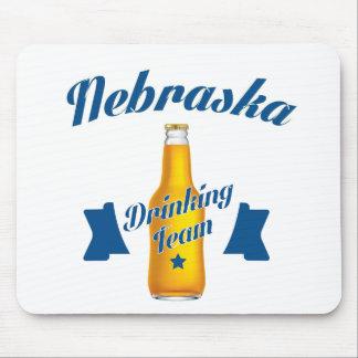 Nebraska Drinking team Mouse Pad